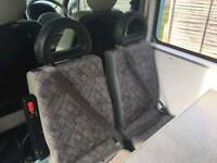 4 used individual van seats (great condition)