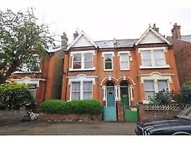 Bright Double room with TV , shared Garden and Living/dining room in Acton