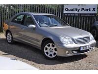 2006 Mercedes-Benz C Class 1.8 C200 Kompressor Elegance SE 4dr