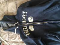 Abercrombie and Fitch men's hoodie