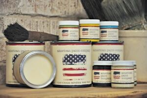Lots of American Chalk and Mineral Paint Products!