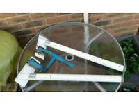 Ladder spurs /stabiliser