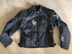Manteau moto sport fille médium
