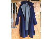 Swanndri New Zealand coat 100 %wool