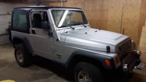 2006 jeep wrangler (turbo tj)
