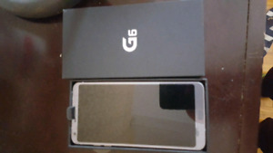 LG G6 UNLOCK
