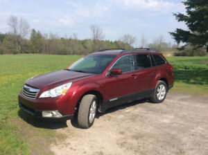 2011 Subaru Outback Limited Wagon..Low Kms!