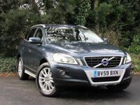 2009 Volvo XC60 D5 AWD SE LUX 205BHP, DIESEL, AUTOMATIC - BLUE
