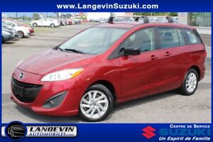 2014 Mazda MAZDA5 GS/MANUELLE/7 PASSAGERS