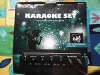SilverCrest Karaoke Set