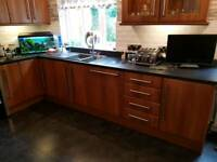 High quality fitted kitchen units