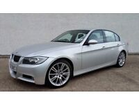 2008 BMW 325D 3.0 DIESEL M SPORT 84,000 MILES SUPERB EXAMPLE & HIGHLY MAINTAINED *FINANCE AVAILABLE*