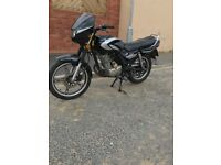 Sukida SK125-5 SK 125 - 5 Learner legal commuter