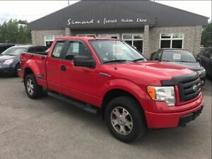 2009 Ford F-150 STX STEPSIDE 4X4