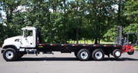 DZ Flatbed driver with Moffett experience
