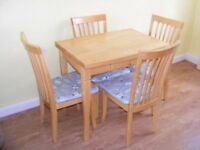Table Chairs In Middlesbrough North Yorkshire