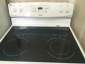 Whirlpool WLP-83800 Glass Top Electric Range Parts