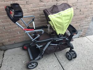 Baby Trend - Sit & Stand Stroller