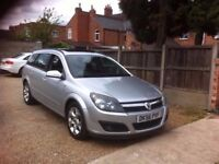 Vauxhall Astra 1.7 CDTi 16v SXi 4x4 5dr, EXCEPTIONAL CONDITION, FULL SERVICE HISTORY