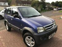 DAIHATSU TERIOS TRACKER (blue and grey) 2006