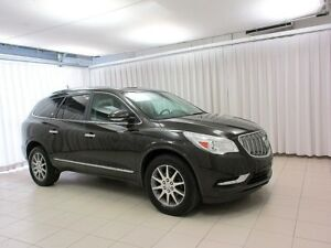 2013 Buick Enclave AWD SUV 7PASS, ONE OWNER TRADE IN!!! LOADED W
