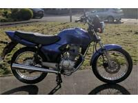 Great learner legal Honda CG125 for sale