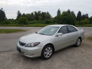 2004 Toyota Camry SE New Tires! Cold AC! Certified