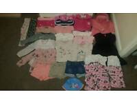 Big Bundle Of Girls Clothes Age 2-3years
