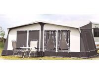 Brand new caravan awning, size 10, 875cm