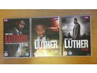 Luther Box Set Series 1, 2 & 3 DVD