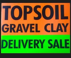 Topsoil /Lime stone/ Rocks/ Gravel/Delivery Sale