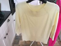Bundle of jumpers x6 size 16-18
