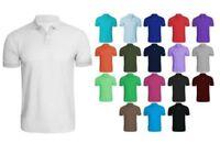Mens New Polo Shirts Joblot Job Lot Wholesale Sealed Bargain Clothes Clothing