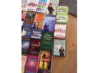 Network marketing books and cds