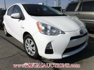 2014 TOYOTA PRIUS C BASE 5D HATCHBACK BASE
