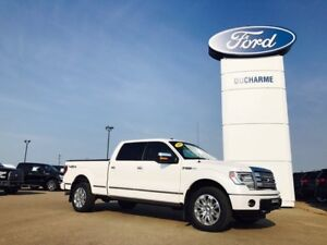 2014 Ford F-150 MINT, Platinum, 5.0L, LOADED!!