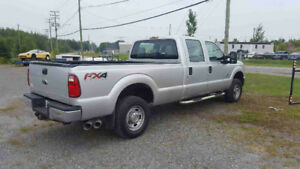 2012 Ford F-250 Camionnette