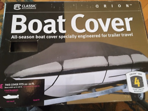 Boat Cover Orion Deluxe 20-22ft NEW