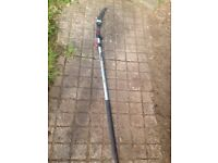 Silky Zubat Pole Saw 1500. Quality extension pruning saw, good condition.