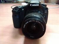 Canon 60D 18MP Digital SLR Camera ( Body Only)