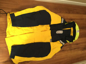 Gill Atlantic jacket and trousers sets for boating
