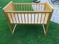 Mothercare Wooden Crib