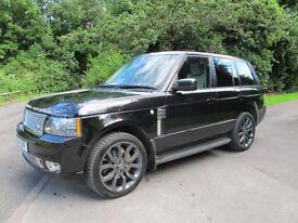 """2011 (11) Land Rover Range Rover 4.4 TD V8 Autobiography 5dr. SatNav, TV, DAB, CAMERA, 22"""" Alloys"""