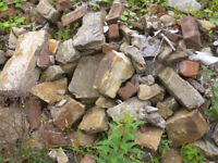 free random stone free just collect, maybe yorkshire or rochdale stone