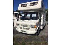Mercedes campervan 4birth