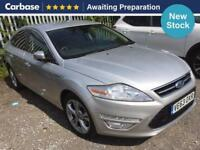 2014 FORD MONDEO 2.0 TDCi 163 Titanium X Business Ed 5dr Powershift
