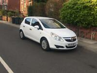 Vauxhall Corsa D 2009 1.3 cdti 5 door - £30 year tax