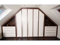 Experienced bedroom fitter required, Must be familiar with front frame system