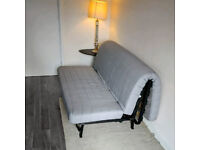Two-seat sofa-bed LYCKSELE - great condition, collection only