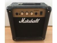 Marshall Amp and Cable